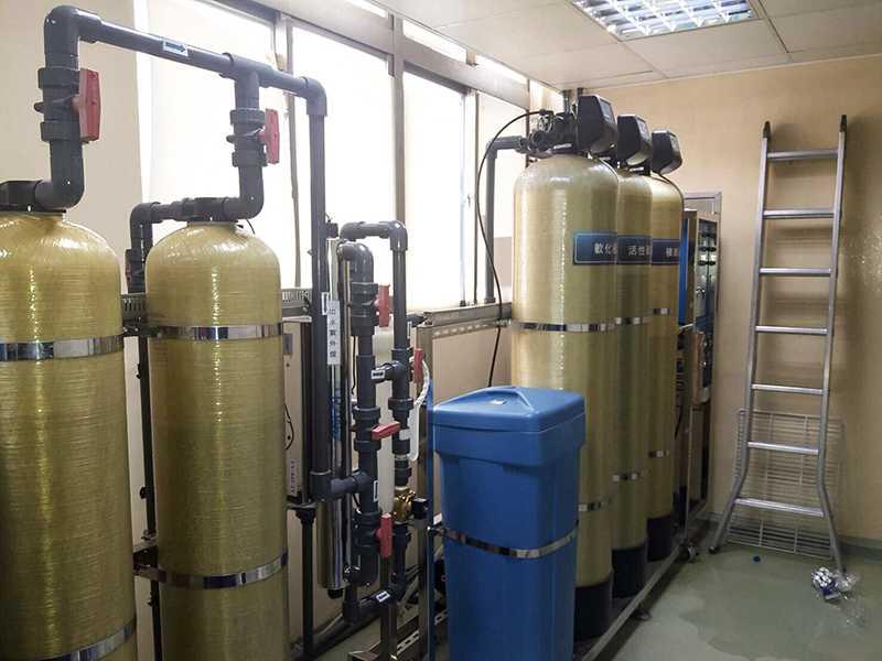 綠壯國際-超純水設備圖片1
